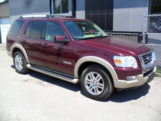 Used 2006 Ford Explorer 7 Pass 4x4 Eddie Bauer V8 4.6L for sale in Laval, QC