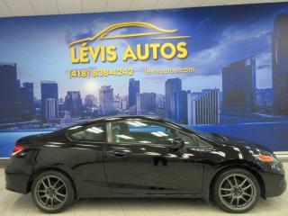 Used 2014 Honda Civic LX AUTOMATIQUE MAGS 17 POUCES SIEGE CHAU for sale in Lévis, QC