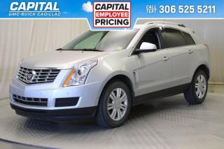 Used 2015 Cadillac SRX Luxury AWD*LEATHER*SUNROOF* for sale in Regina, SK