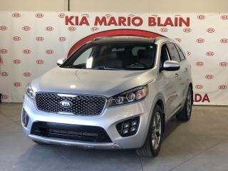 Used 2016 Kia Sorento 3.3l Sx 7 Places for sale in Ste-Julie, QC