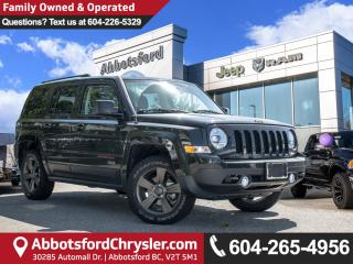 Used 2017 Jeep Patriot Sport/North *ACCIDENT FREE* *LOCALLY DRIVEN* for sale in Abbotsford, BC
