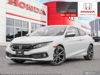 New 2019 Honda Civic Sport SPORT for sale in Cambridge, ON