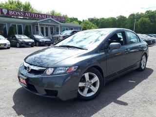 Used 2010 Honda Civic Sdn LX-Sport for sale in Oshawa, ON