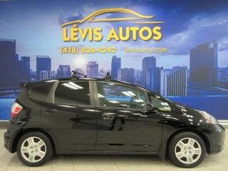 Used 2014 Honda Fit LX 5 VITESSE AIR-CLIMATISÉ CRUISE CONTRO for sale in Lévis, QC