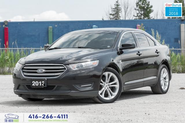 2013 Ford Taurus SEL AWD NAVGPS CAM LEATHER/ROOF CERTIFIED SPOTLESS