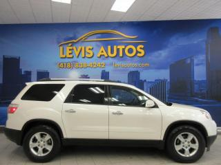 Used 2011 GMC Acadia V-6 3.6 LITRES 4X4 SIEGE CHAUFFANT 8 PAS for sale in Lévis, QC