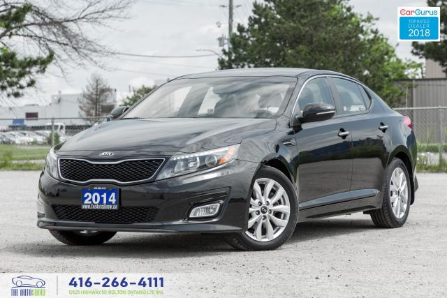 2014 Kia Optima EX 1Owner Certified CleanCarfax Financing 38k mint