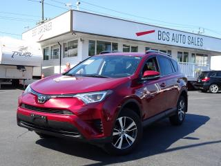 Used 2018 Toyota RAV4 AWD, Pre-Collision and Lane Depart Warning System for sale in Vancouver, BC