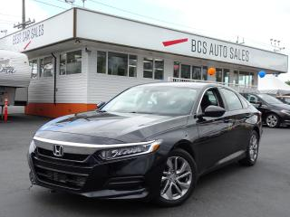 Used 2018 Honda Accord Very Low Kms, Reliable, Bluetooth for sale in Vancouver, BC