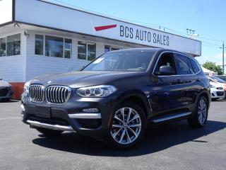 Used 2018 BMW X3 xDrive30i, Low Kms, Panoramic Roof for sale in Vancouver, BC