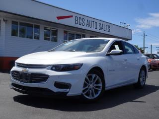 Used 2017 Chevrolet Malibu LT Edition, Radar Assist, Blind Spot Detection for sale in Vancouver, BC