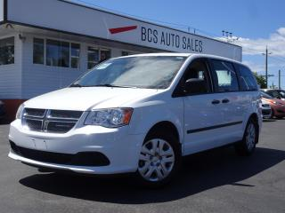 Used 2016 Dodge Grand Caravan CANADA VALUE PACKAGE for sale in Vancouver, BC