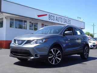 Used 2018 Nissan Qashqai SL for sale in Vancouver, BC