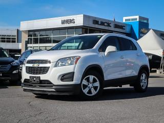 Used 2014 Chevrolet Trax 2LT for sale in Ottawa, ON