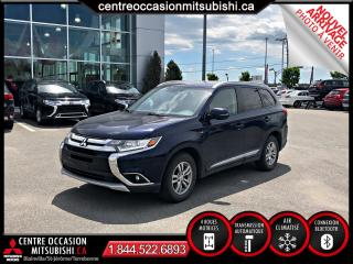 Used 2016 Mitsubishi Outlander SE AWC V6 7 PASSAGERS for sale in St-Jérôme, QC