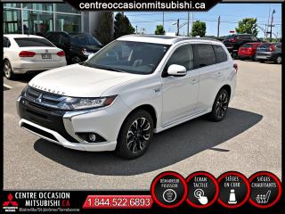 Used 2018 Mitsubishi Outlander PHEV SE TOURING  HYBRIDE RECHARGEABLE for sale in St-Jérôme, QC