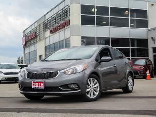 Used 2015 Kia Forte LX Plus for sale in London, ON