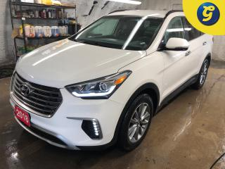 Used 2018 Hyundai Santa Fe Premium * AWD * Third row seating 7 Passneger * Rear Power lift-gate * Heated Seats/Steering Wheel * Wireless phone connectivity * Blind Spot Detectio for sale in Cambridge, ON