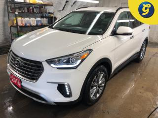 Used 2018 Hyundai Santa Fe XL Premium * AWD * Third row seating 7 Passneger * Rear Power lift-gate * Heated Seats/Steering Wheel * Wireless phone connectivity * Blind Spot Detectio for sale in Cambridge, ON