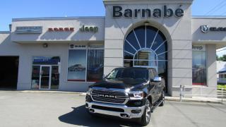 Used 2019 RAM 1500 Laramie cabine d'équipe 4x4 caisse de 5 for sale in Napierville, QC