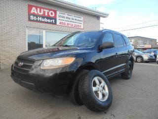 Used 2007 Hyundai Santa Fe GL A/C GR ELECT MAGS for sale in St-Hubert, QC