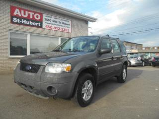 Used 2005 Ford Escape XLS for sale in St-Hubert, QC