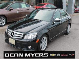 Used 2008 Mercedes-Benz C350 4Matic for sale in North York, ON