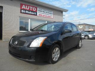 Used 2008 Nissan Sentra for sale in St-Hubert, QC