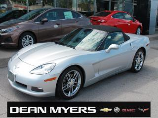 Used 2012 Chevrolet Corvette 1LT for sale in North York, ON