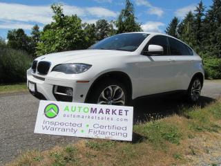 Used 2014 BMW X6 SPORT, LOAD, INSP, WARR, BCAA MBSHP, FINANCE for sale in Surrey, BC