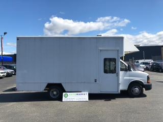 Used 2004 Chevrolet Express G3500 67KM'S!! CUBE VAN TRADESMAN SPECIAL! for sale in Langley, BC