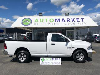 Used 2015 Dodge Ram 1500 ST 4WD ONLY 32KM'S!! HEMI! for sale in Langley, BC