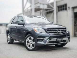 Used 2012 Mercedes-Benz ML-Class ML 350 BlueTEC for sale in Toronto, ON
