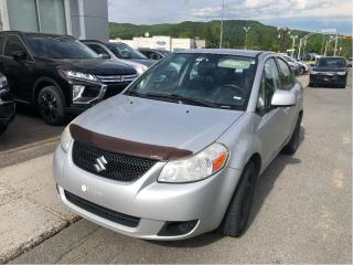 Used 2010 Suzuki SX4 Base for sale in Ste-Agathe-des-Monts, QC