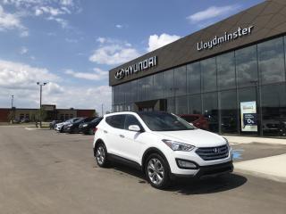 Used 2016 Hyundai Santa Fe Sport 2.0T Limited for sale in Lloydminster, SK