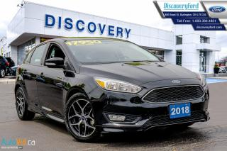 Used 2018 Ford Focus SE for sale in Burlington, ON