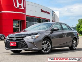 Used 2017 Toyota Camry SE for sale in Milton, ON