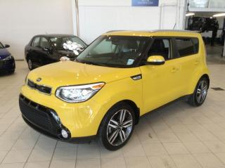Used 2015 Kia Soul SX CUIR JANTES CAMERA for sale in Longueuil, QC
