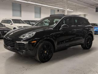 Used 2017 Porsche Cayenne PLATINUM EDITION/NAVI/PANO/SUEDE SEATS/ for sale in Toronto, ON