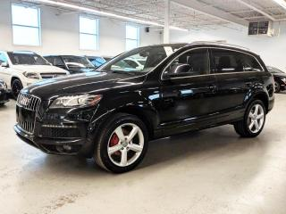 Used 2015 Audi Q7 VORSPRUNG ED/COOLEDSEATS/REAR SHADES/PANO/NAV! for sale in Toronto, ON