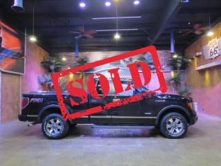 Used 2013 Ford F-150 FX4 EcoBoost!  Tow Pkg & Accessorized!! for sale in Winnipeg, MB