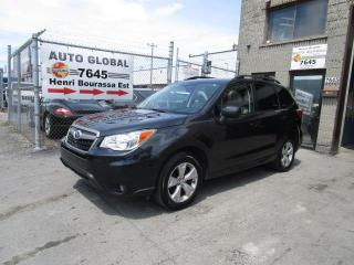 Used 2014 Subaru Forester 2.5I LTD CVT MAGS for sale in Sherbrooke, QC