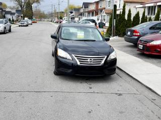 Used 2013 Nissan Sentra FWD for sale in Scarborough, ON
