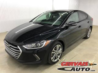 Used 2017 Hyundai Elantra Gls Bluetooth A/c for sale in Trois-Rivières, QC