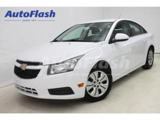 Used 2013 Chevrolet Cruze LT TURBO BLUETOOTH for sale in St-Hubert, QC