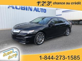 Used 2015 Acura TLX V6 Tech *CAMERA *TOIT *CONDUITE ASS* A/C for sale in St-Agapit, QC