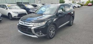 Used 2017 Mitsubishi Outlander GT V6 AWD |7 PASSAGERS|GPS|CUIR|TOIT|CAM|MAGS 18'' for sale in St-Hubert, QC