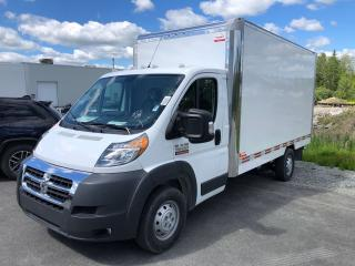 Used 2018 RAM ProMaster Boite De 14 Pieds for sale in Sherbrooke, QC