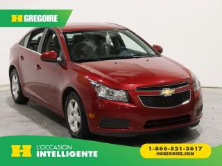 Used 2012 Chevrolet Cruze LT TURBO+ 1SB A/C for sale in St-Léonard, QC