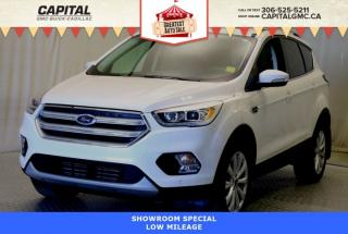 Used 2018 Ford Escape Titanium 4WD*LEATHER*SUNROOF*NAV* for sale in Regina, SK